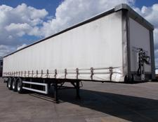Sdc 45FT CURTAINSIDE TRAILER - 2009 - C264601