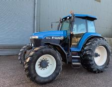 Ford 8870 Powershift