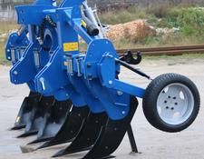 AWEMAK Beam Subsoiler MAMUT GB 30.6 Michel tines with two supporting wheels R15/200mm!