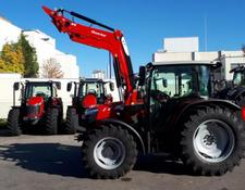 Massey Ferguson 4707 CAB ESSENTIAL 4WD MR