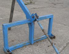 Massey Ferguson 80 front loader lifting extension