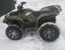 Yamaha Grizzly 550