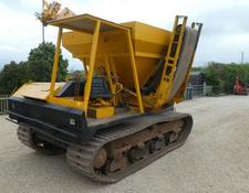 Yanmar C60 TRACKED GRAVEL CART